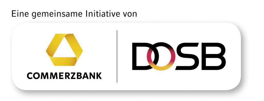 Das Grüne Band - DOSB & Commerzbank