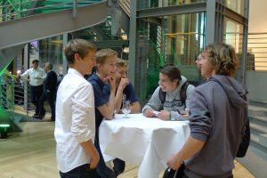 BYC gewinnt Grünes Band 2016