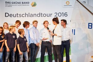 BYC: Grünes Band 2016