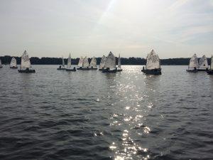 Opti-Anfänger-Regatta September 2016