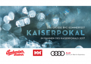 Der Kaiserpokal 2017 presented by BYC